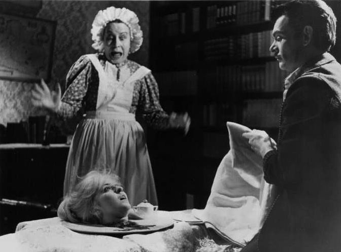 The Curse of the Living Corpse The Eclectic Screening Room Curse of the Living Corpse 1964