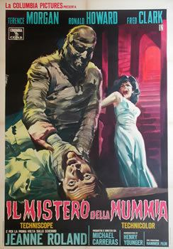 The Curse of the Mummy's Tomb The Curse of the Mummys Tomb Region 2 DVD Talk Review of the