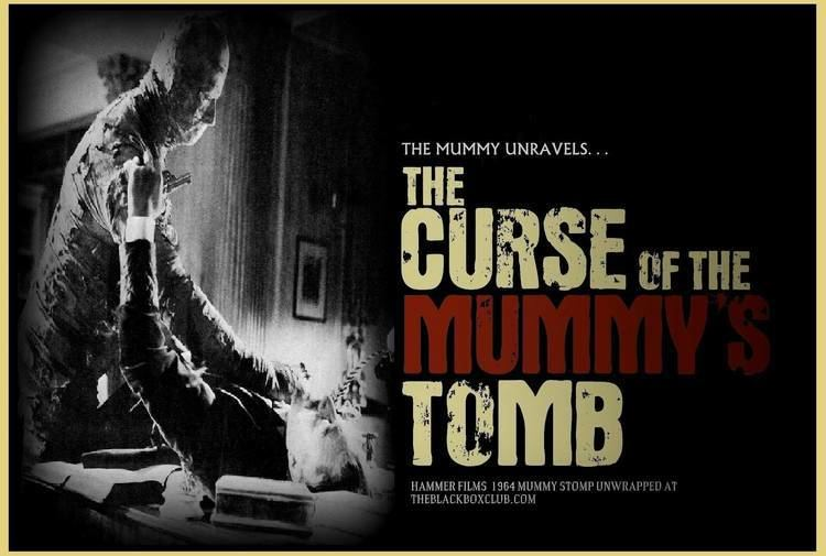 The Curse of the Mummy's Tomb Horror Movie Review The Curse of the Mummys Tomb 1964 Games