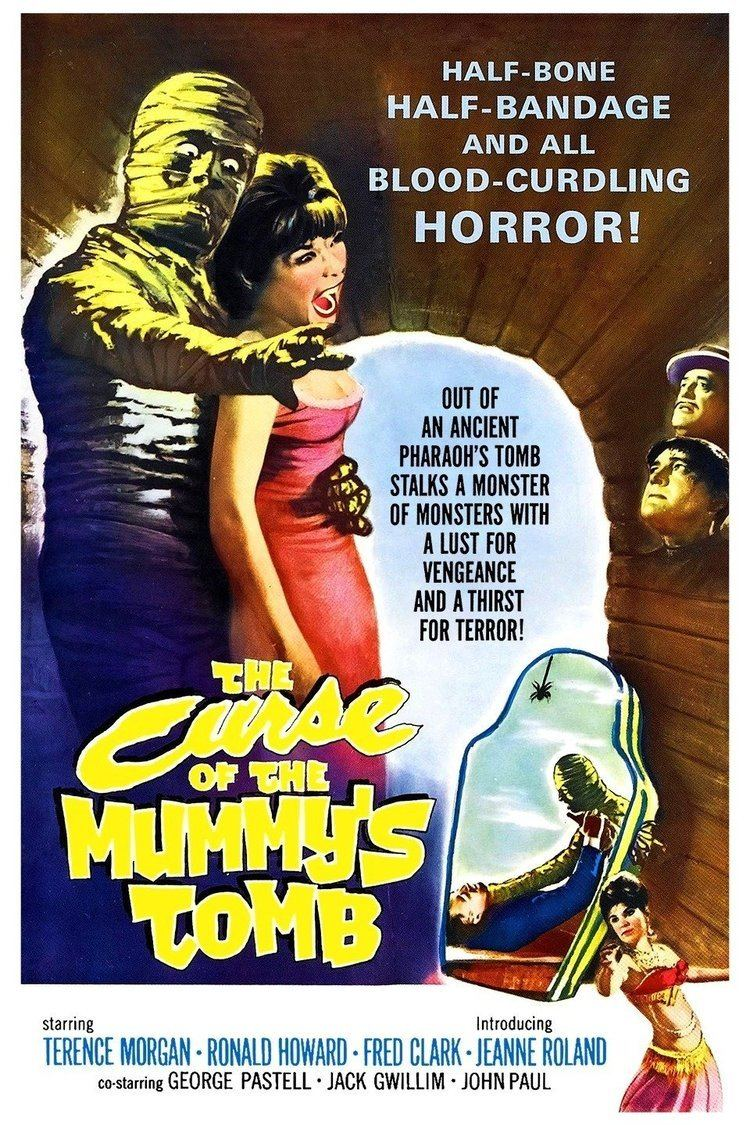 The Curse of the Mummy's Tomb wwwgstaticcomtvthumbmovieposters542p542pv