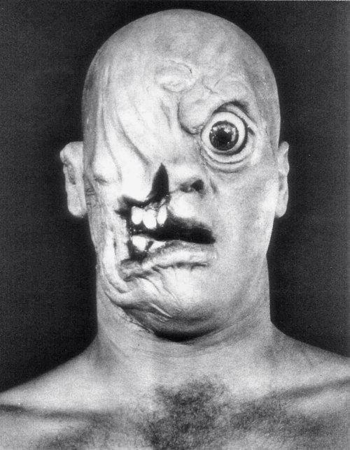The Cyclops (film) Singular Focus The Cyclops 1957 The Telltale Mind