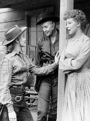 The Dalton Girls The Dalton Girls 1957 Once Upon a Time in a Western