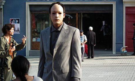 The Dance of Reality The Dance of Reality La Danza de la Realidad Film The Guardian