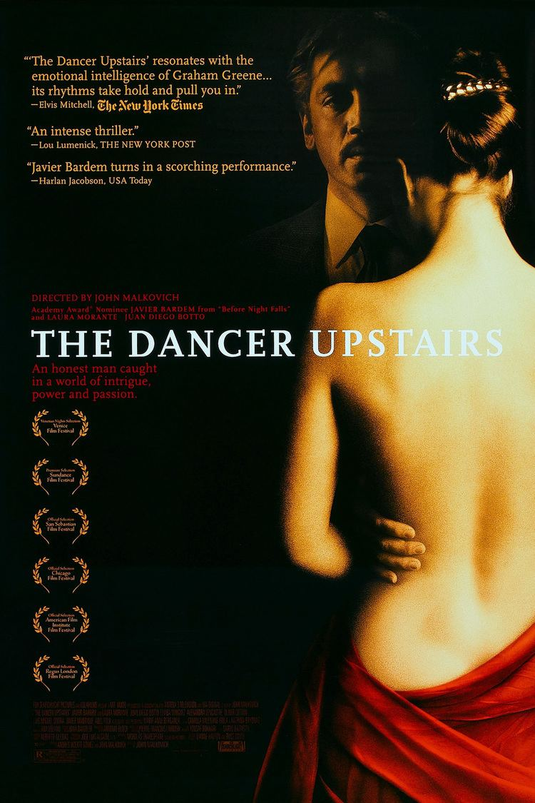 The Dancer Upstairs (film) wwwgstaticcomtvthumbmovieposters31957p31957