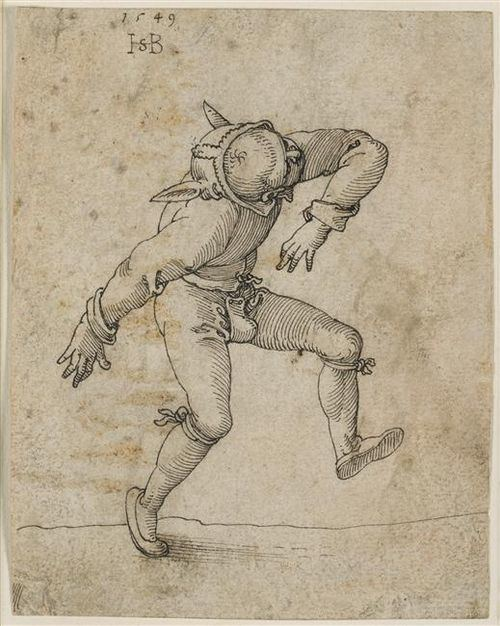 The Dancing Fool In the Labyrinth The Dancing Fool