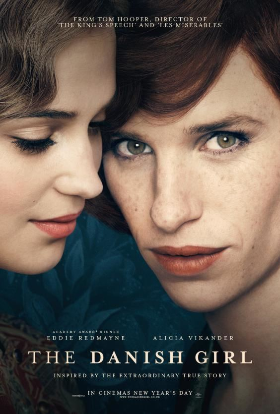 The Danish Girl The real reason Eddie Redmayne was cast as a trans woman in The