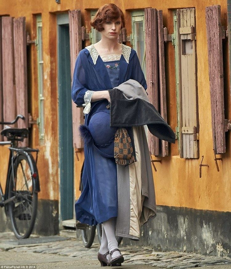 The Danish Girl (film) Eddie Redmayne takes on transgender role for upcoming film The
