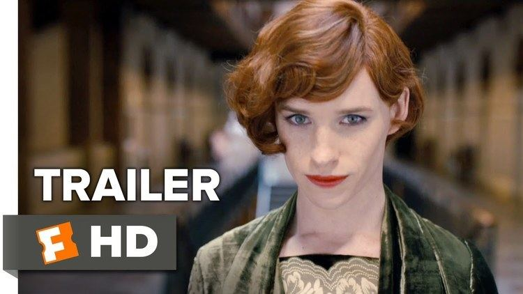 The Danish Girl (film) The Danish Girl Official Trailer 1 2015 Eddie Redmayne Alicia
