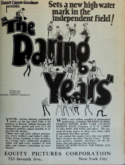 The Daring Years The Daring Years Beyond Boundaries