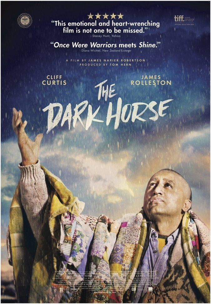 The Dark Horse (2014 film) Watch Cliff Curtis is The Dark Horse Of Chess in Exclusive TIFF