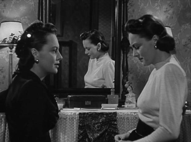 The Dark Mirror (film) The Dark Mirror 1946 Tuesdays Forgotten Film Tipping My Fedora