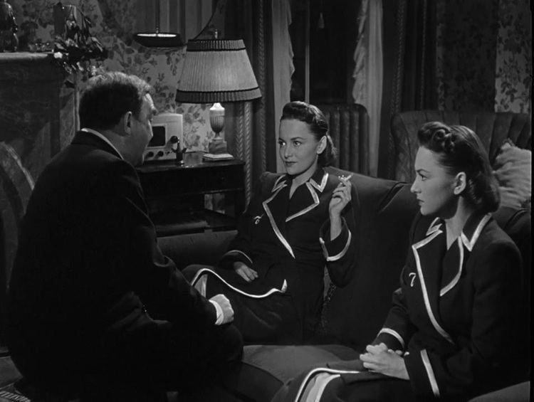 The Dark Mirror (film) The Dark Mirror 1946 Robert Siodmak Olivia de Havilland Lew