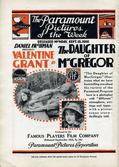 The Daughter of MacGregor The Daughter of MacGregor Wikipedia