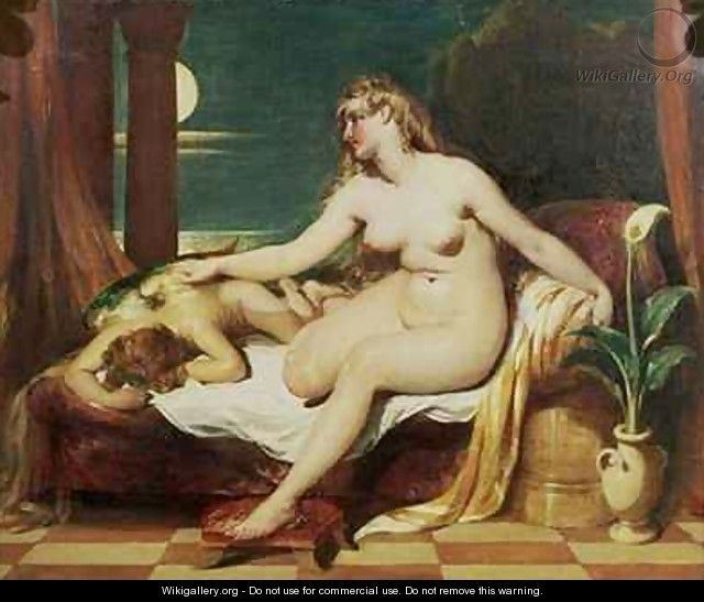 The Dawn of Love The Dawn of Love William Etty WikiGalleryorg the largest