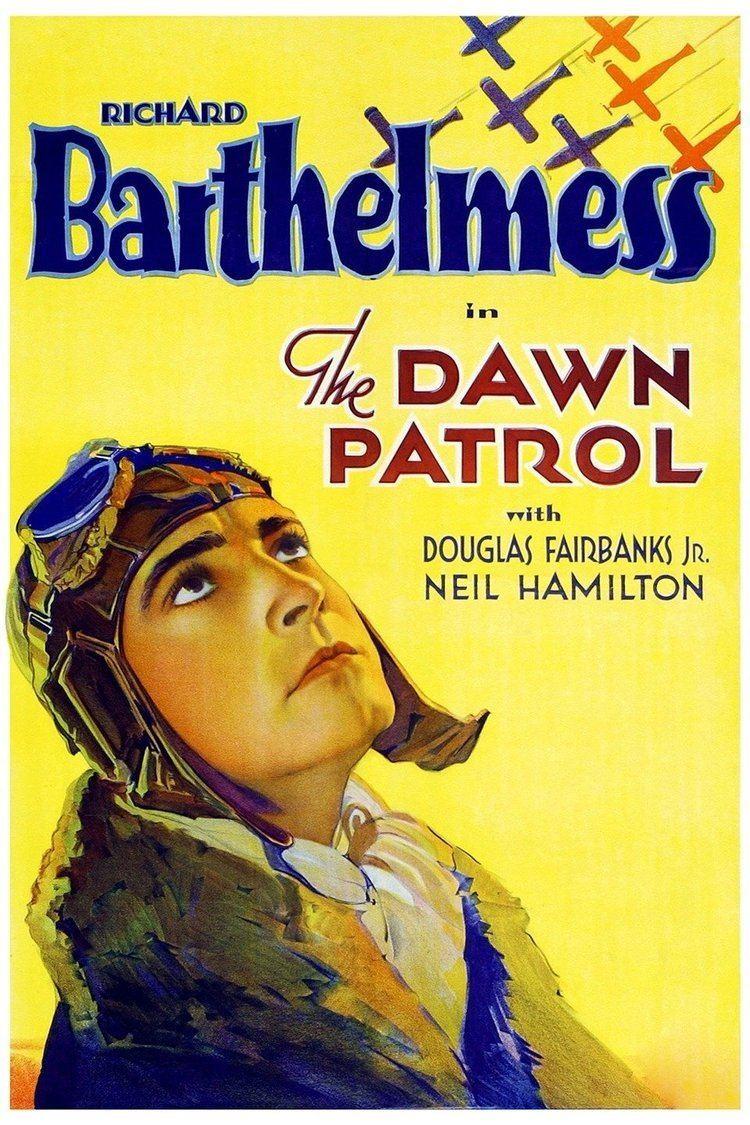 The Dawn Patrol (1930 film) wwwgstaticcomtvthumbmovieposters44600p44600