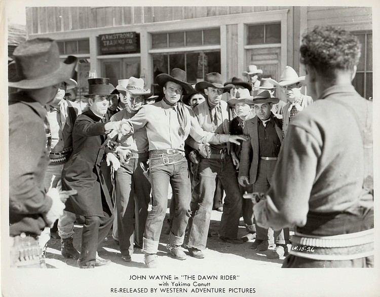 The Dawn Rider The Dawn Rider 1935 The 1930s John Wayne Message Board JWMB