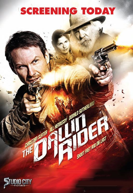 The Dawn Rider CINEMATIC REVELATIONS FILM REVIEW OF DAWN RIDER 2012