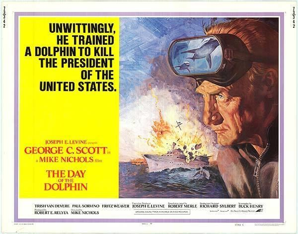 The Day of the Dolphin Reconsidering Mike Nichols bizarre The Day of the Dolphin