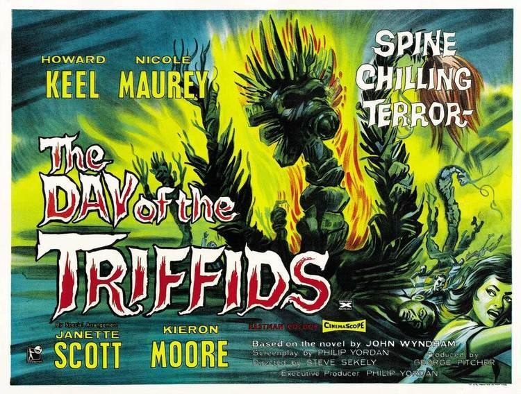 The Day of the Triffids (film) Film Review The Day Of The Triffids 1962 HNN