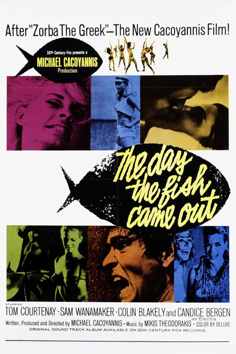 The Day the Fish Came Out wwwgstaticcomtvthumbmovieposters38524p38524