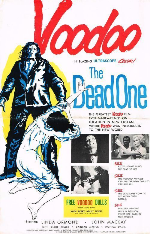 The Dead One (1961 film) The Dead One aka Blood of the Zombie HORRORPEDIA