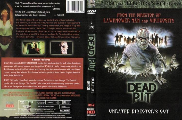The Dead Pit Episode 15 The Dead Pit 1989 Forgotten Failures