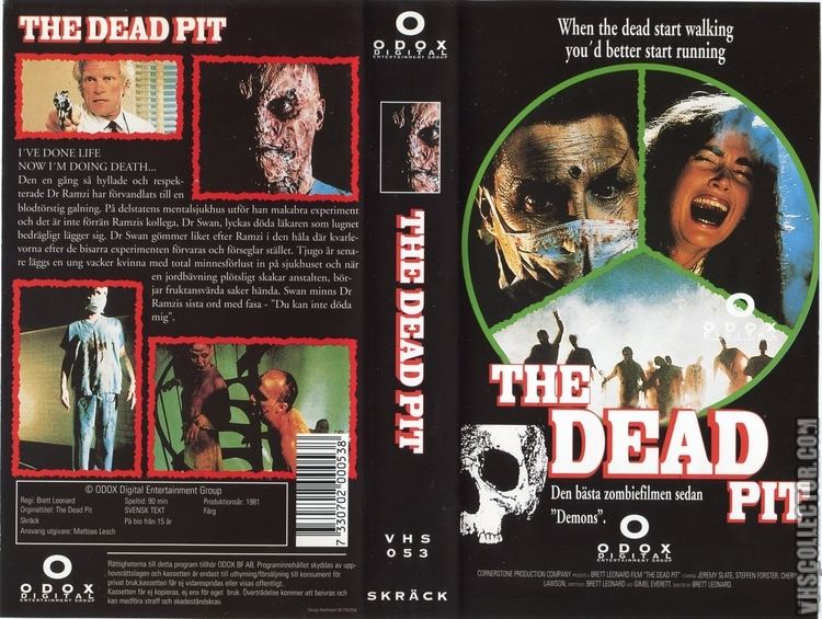 The Dead Pit The Dead Pit VHSCollectorcom Your Analog Videotape Archive