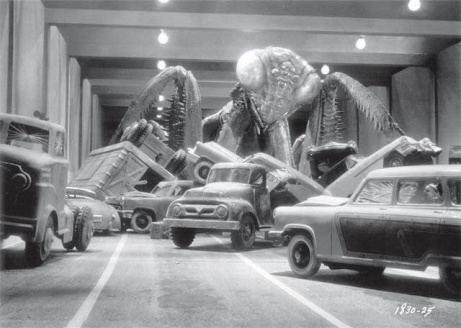 The Deadly Mantis The Deadly Mantis USA 1957 HORRORPEDIA