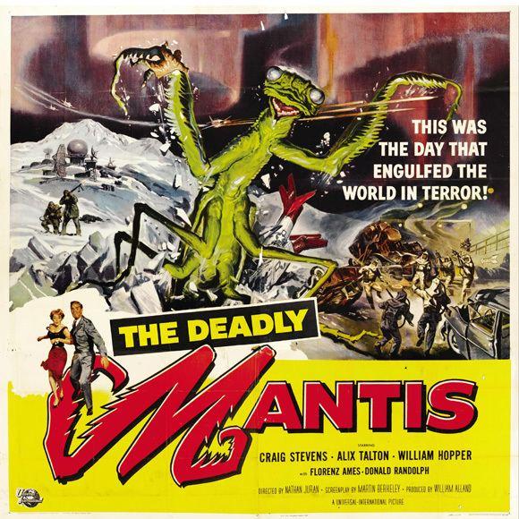 The Deadly Mantis The Deadly Mantis 1957