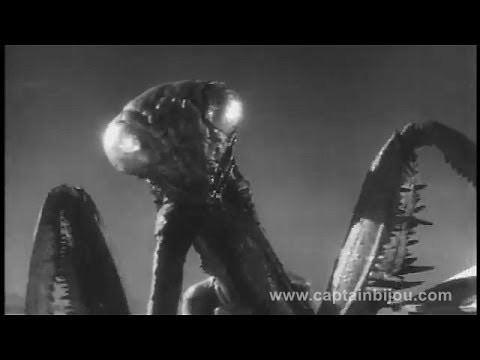 The Deadly Mantis 1957 THE DEADLY MANTIS TRAILER SCIFI YouTube