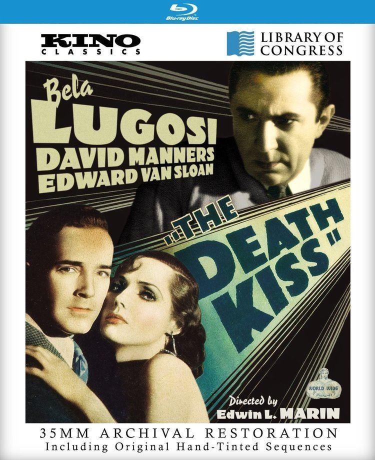 The Death Kiss The Death Kiss Bluray