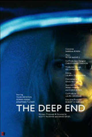 The Deep End (film) The Deep End Movie Poster 1 of 2 IMP Awards