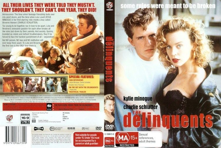 The Delinquents (1989 film) Amor Ilcito The Delinquents TVRIP Kylie Minogue YouTube