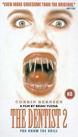 The Dentist 2 The Dentist 2 VHS Corbin Bernsen Jillian McWhirter Linda