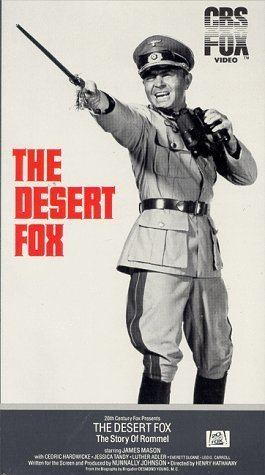 The Desert Fox: The Story of Rommel The Desert Fox The Story of Rommel 1951