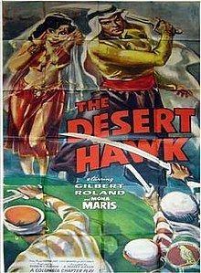 The Desert Hawk (serial) httpsuploadwikimediaorgwikipediaenthumbd