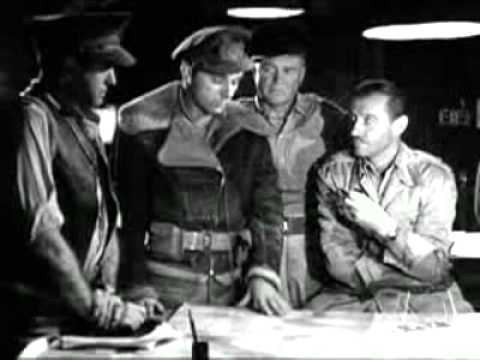 The Desert Rats (film) The Desert Rats Theatrical Movie Trailer 1953 YouTube