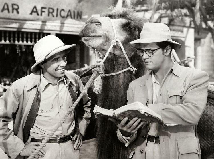The Desert Song (1953 film) The Desert Song 1953 Silver Scenes A Blog for Classic Film