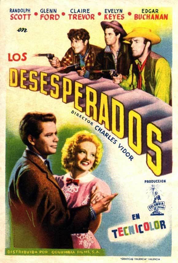 The Desperadoes The Desperadoes Great Western Movies