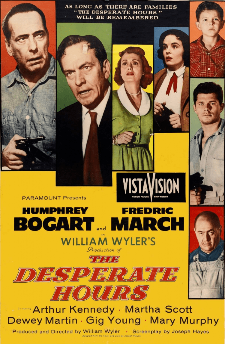 The Desperate Hours (film) The Desperate Hours The Film Noir File