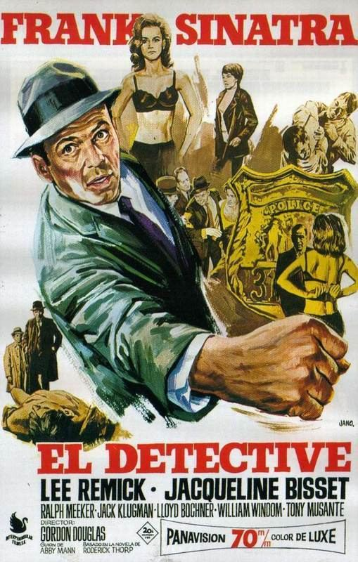 The Detective (1968 film) The Detective 1968