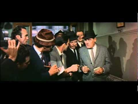 The Detective (1968 film) The Detective 1968 Theatrical Trailer YouTube