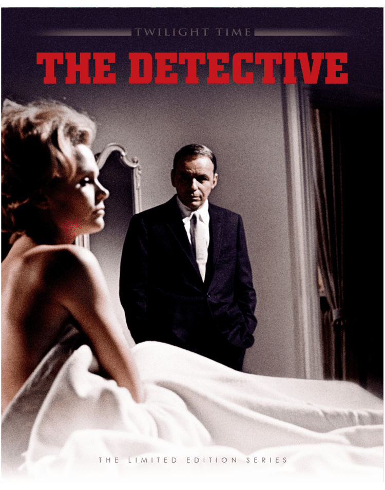 The Detective (1968 film) Rupert Pupkin Speaks Twilight Time THE DETECTIVE on Bluray