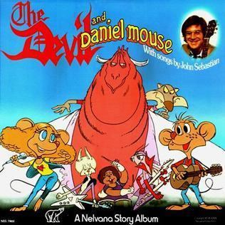 The Devil and Daniel Mouse movie poster
