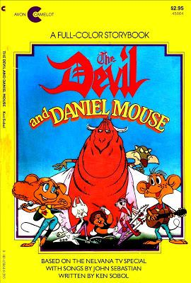 The Devil and Daniel Mouse The Devil and Daniel Mouse Cult Oddities