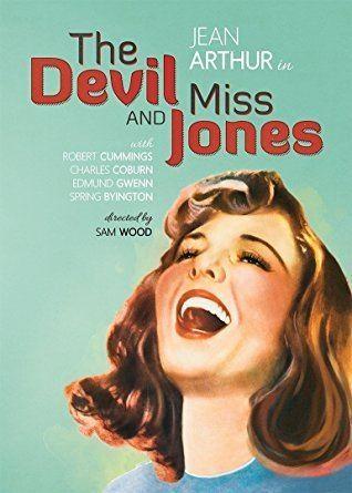 The Devil and Miss Jones Amazoncom The Devil and Miss Jones Jean Arthur Robert Cummings