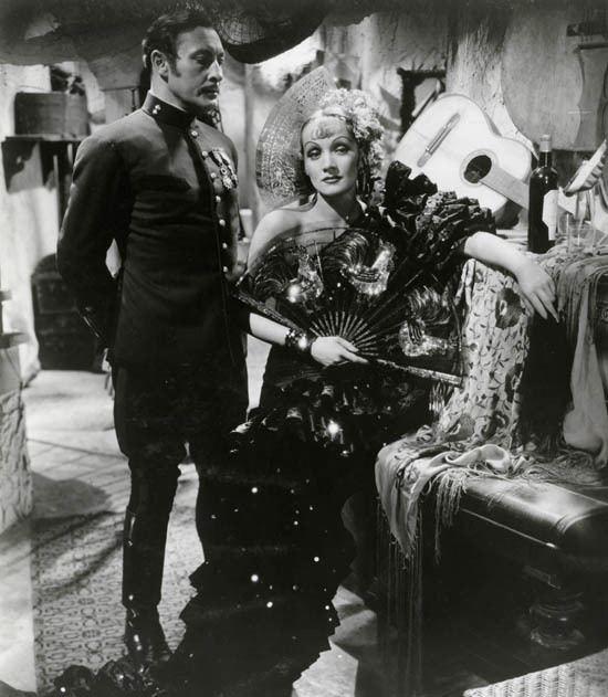 The Devil Is a Woman (1935 film) MoMA Josef von Sternbergs The Devil Is a Woman