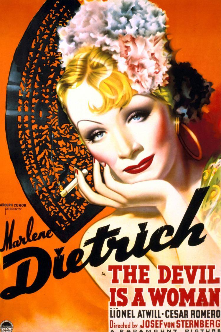 The Devil Is a Woman (1935 film) wwwgstaticcomtvthumbmovieposters7440p7440p