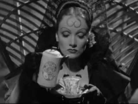 The Devil Is a Woman (1935 film) Marlene Dietrich If It Isnt Pain Deleted number from The Devil