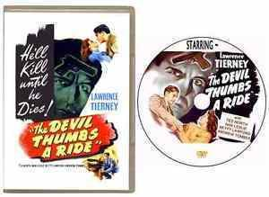 The Devil Thumbs a Ride The Devil Thumbs A Ride 1947 DVD Lawrence Tierney Ted North USA